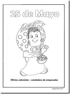 25 de mayo vendedora de empanadas 1
