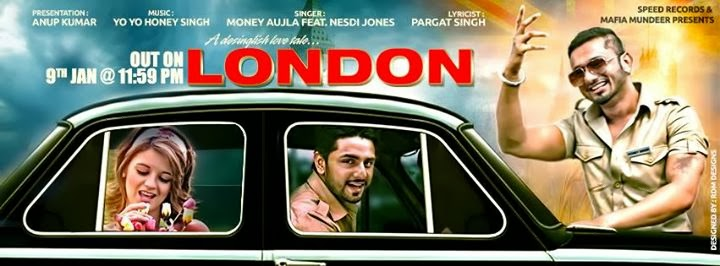 London Yo Yo Honey Singh Money Aujla ft. Nesdi Jones ...