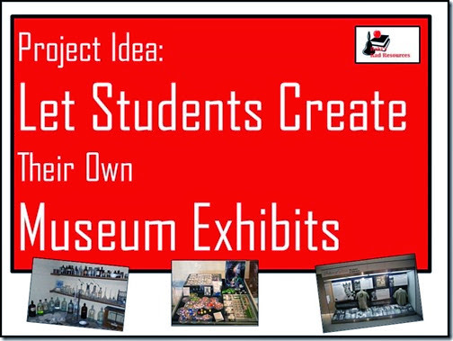 Experiencing and creating virtual museum exhibits with kids.  Ideas from Raki's Rad Resources.