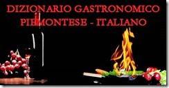 Dizionario Gastronomico Piemontese - Italiano