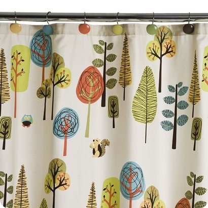 Exceptional The Inspiration For My Kidu0027s Bathroom Came From One Of The Very Favorite,  Best Shower Curtains Ever Made: Target Curtain