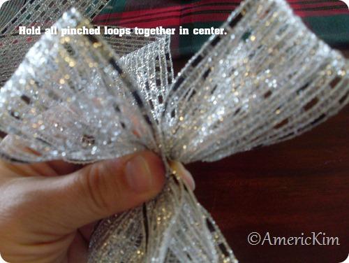 Christmas Bow DIY-4