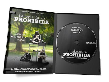 LA EDUCACIÓN PROHIBIDA [ Video DVD ] – Un proyecto audiovisual para transformar la educación. Una película centrada en el amor, el respeto, la libertad y el aprendizaje