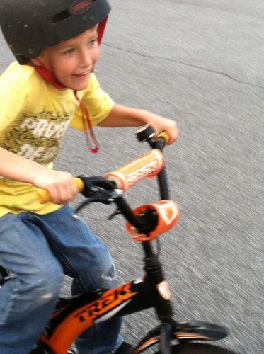 Aidan Brain Balance bike