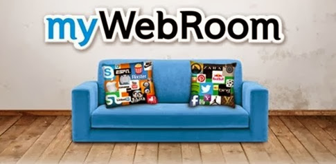 MyWebRoom - habitación virtual para guardar marcadores