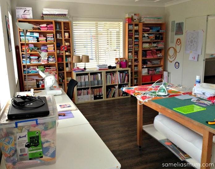 Samelia's Mum  My Sewing Room