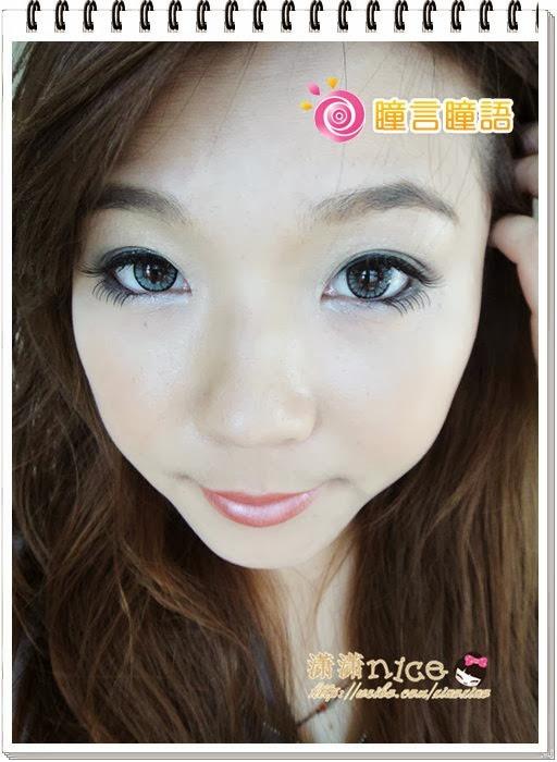 韓國NEO隱形眼鏡-Dali Heart心語灰13