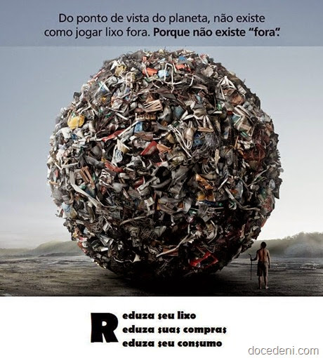 planeta lixo