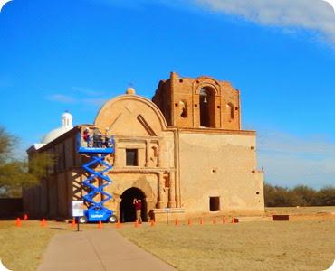 Mission San Jose deTumacacori