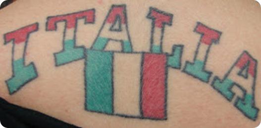 italia tatoo