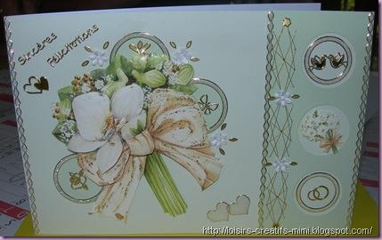 carterie creative- Leanne de Graaf- carte Tri-O- mariage- marianne design
