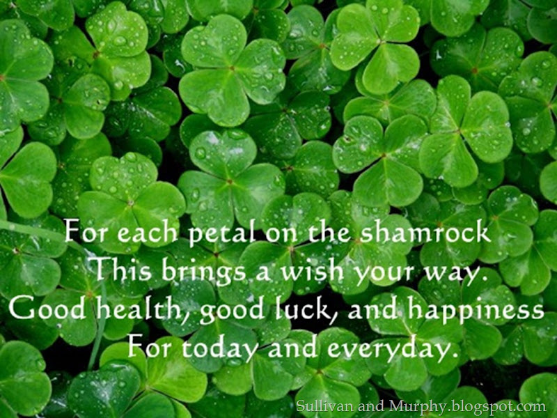 irish wish