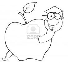 9634040-opisane-szcza--a--liwego-robaka-absolwent-w-apple