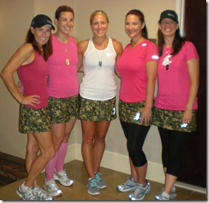 Nuun Platuun and Running Skirts
