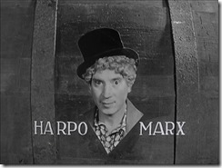 Monkey Business Harpo Marx