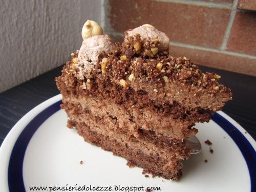 Torta Rocher 4