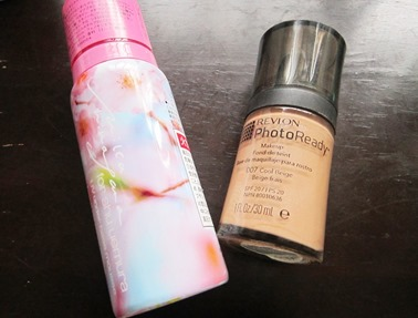 shu uemura BB cream, revlon photoready foundation, bitsandtreats