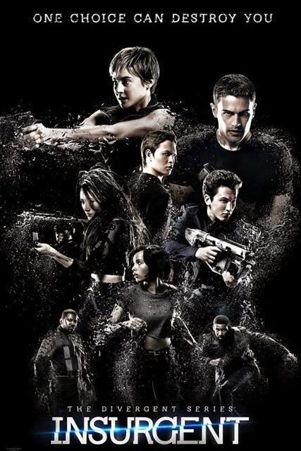 Insurgent poster art