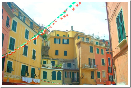 cinque terre colors - northerncottage.net