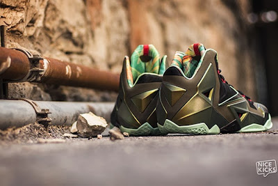nike lebron 11 gr king of the jungle 3 10 kings pride Release Reminder: LEBRON 11 Kings Pride / King of the Jungle