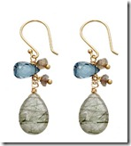 Amelie Labradorite Earrings