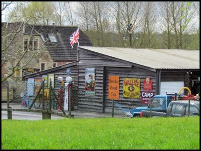 3 Interesting Garage in farm