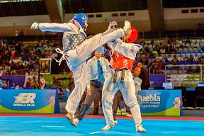 Campionati Mondiali di Taekwondo 2013. Puebla, Messico