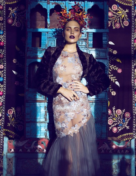 Frida Kahlo DV Mode 5
