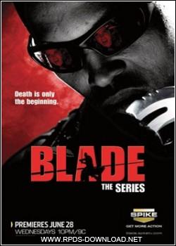 4f5c063e17f7a Blade: The Series   1ª Temporada Completa   Legendado