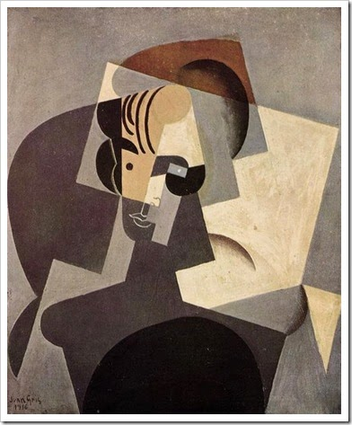 Juan Gris, Portrait of Rosette, 1916