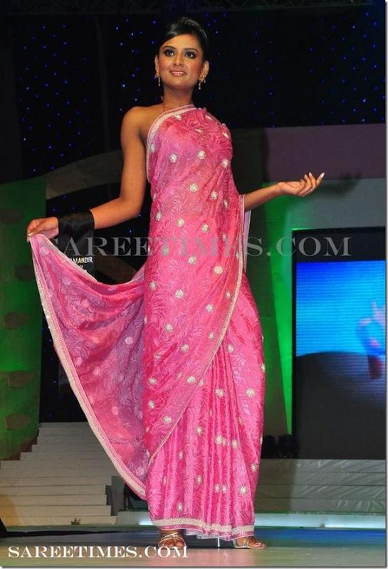 Pink_Drape_Saree