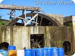 155 Old Water Wheel