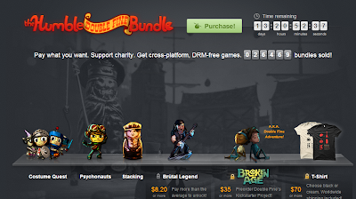 The Humble Double Fine Bundle