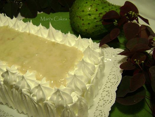 BIZCOCHO de GUANABANA, SOURSOP CAKE, DOMINICAN CAKE, BIZCOCHO DOMINICANO (184)