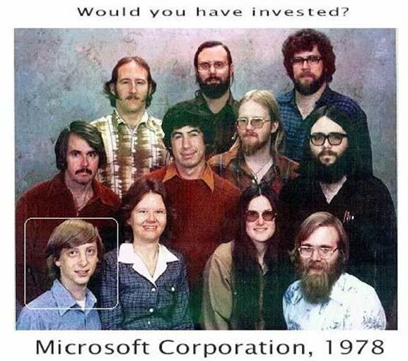 Founders of IT Industry