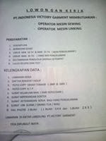 lowongan kerja terbaru lowongan kerja pt indonesia