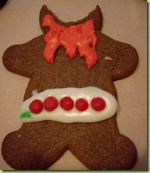 headless gingerbread