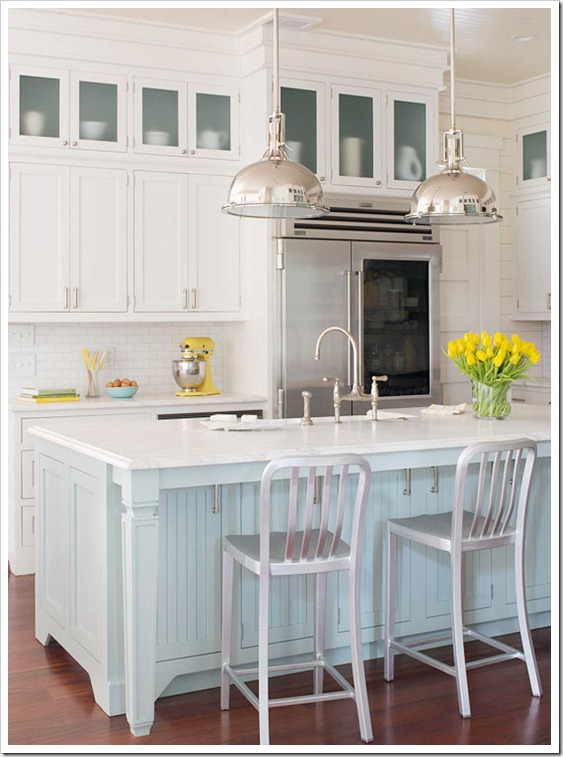 Sand and Sisal: Coastal Kitchens