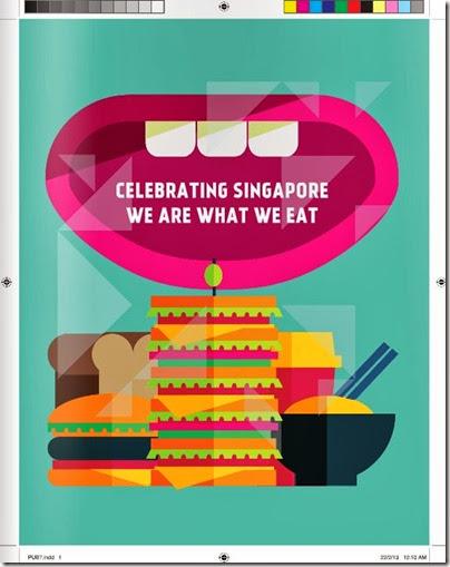 Issuu.com Celebrating Singapore - We are What We Eat