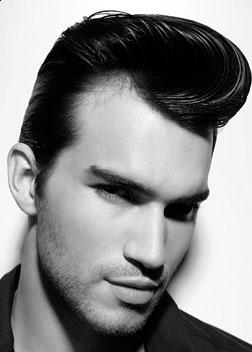 Pompadour Hairstyle For Men 2013