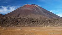 Aktiver Vulkan: Mount Ngauruhoe