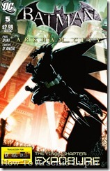P00007 - Batman Arkham City #5