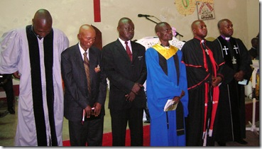 Ordination Committee of Presbytery