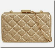 Michael Michael Kors Quilted Clutch