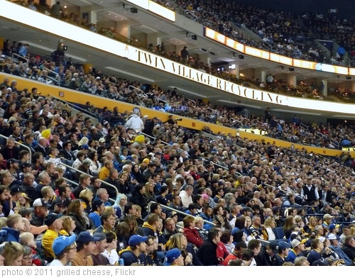 'Crowd Shot at the Buffalo Sabres game' photo (c) 2011, grilled cheese - license: http://creativecommons.org/licenses/by-nd/2.0/
