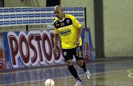 Jorge Vidal Leones