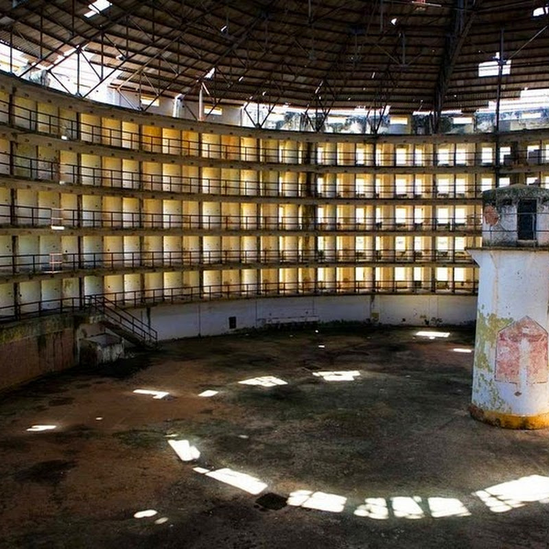 Presidio Modelo, The Abandoned Panopticon Prison of Cuba