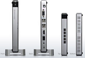 Lenovo IdeaCentre Q180 desktop PC