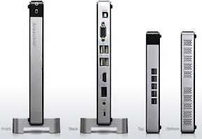 Lenovo IdeaCentre Q180 desktop PC
