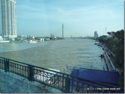 2009泰國曼谷-河邊
